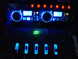 Stock: DJ Equipment by Stock-By-Michelle