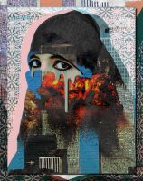TFA Plate on Contemporary Islamic Art by fignutss