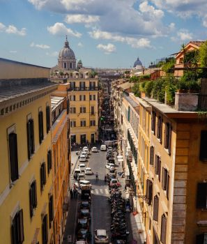 Postcards From Italia 33 by JCapela