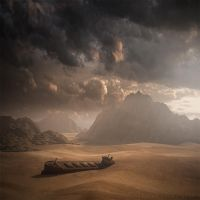 Outside world II by Alshain4