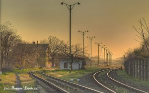 The Dawn. HDR-picture. by magyarilaszlo