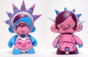 Mid munny 4 by thehermitdesign