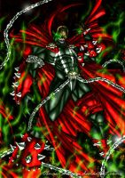 Spawn by Osmar-Shotgun