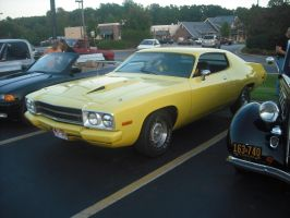 1974 Plymouth GTX by Shadow55419