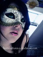 Behind the mask by RottenBiomass