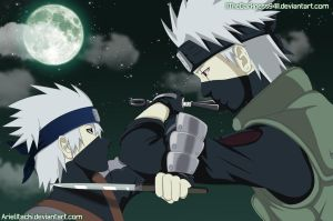 The Path Of Kakashi by IITheDarkness94II
