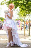 Sheryl Nome - Macross Frontier by Paper-Cube