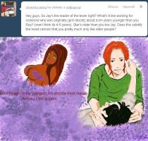 I like gingers... by Lhulk