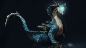 Lagiacrus by AlcalineFWN