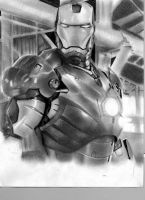 iron man by leon7929