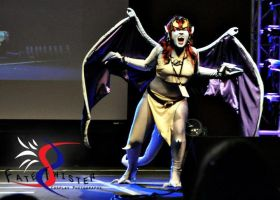Demona Cosplay San Japan Mach 5 by MyBloodyDeadZombie