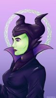 Maleficent by JillianWahl