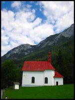 Austrian Church by Andy-Stewart