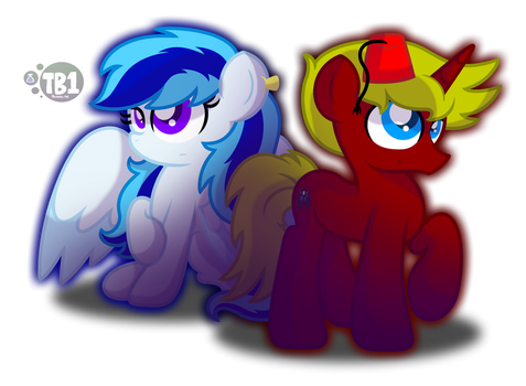 Old Friends by xThe-Bubbly-One