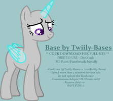 MLP Base 292 by Twiily-Bases