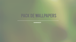wallpapers abril (video) by HeartBreaker10