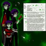 Second Child Murdoc - Profile by pizet