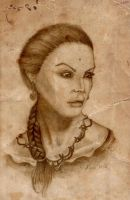 Cards: Elvira Odesseiron by Orionali