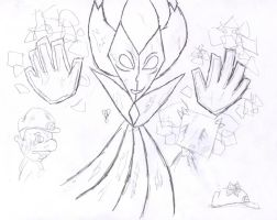 Dimentio... Is back.... by DarkWolf619