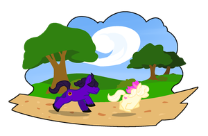 Let's play tag by tawamureru