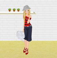 Boy Style dressup by Brandee-Ssj-Doll