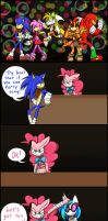 SB and MLP FIM SBs: Dance Battle by HoshiNoUsagi