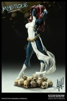 AH Mystique Comiquette Color C by TKMillerSculpt