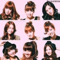 girl's generation by sunsica
