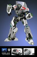 Movie Wheeljack by jcanuc