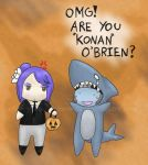 Contest Entry: Konan O'Brien by CheerySoundNinRoren
