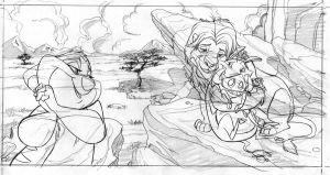 Lion King 1 and  a half pg20 by tombancroft