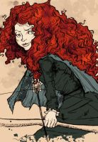 Merida by IzzyMaelstrom