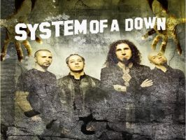 System of a Down by MadTrocity
