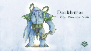 Darkterror the Faceless Void by bozwolfbros