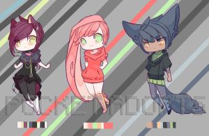 Elles-mini adopts batch2-SOLD OUT by p-o-c-k-e-t