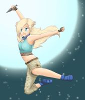 Ninja Rosalina - version 2 by candymoxie