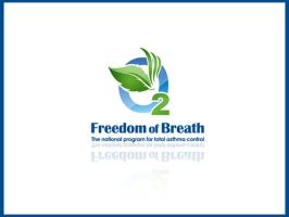 Freedom of Breath Event Logo by hemoktar