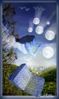 Six of FullMoon by maiarcita