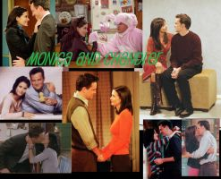 Monica And Chandler Collage by XxMariahXx