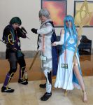 Holiday matsuri 2016 fire emblem group 3 by kingofthedededes73