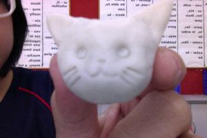 White kitty face by Raintailkat