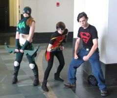 Young Justice by Minnat