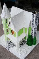 Gingerbread House 2 by bittykate