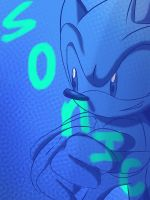 This fast thing. by SonicTH105