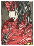 Vincent Valentine by JenZee