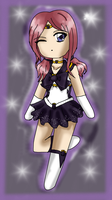 Chibi Sailor Arcane by SolarMiko