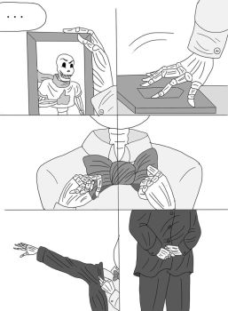 Undertale - Getting Prepared (Page 2) by Syanas