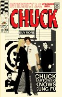 Chuck by petemag