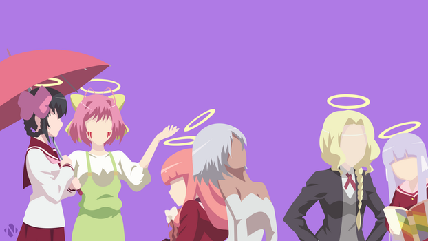 The Goddesses - The World God Only Knows by NGCC