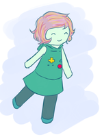 Lil BMO by ForeverMuffin